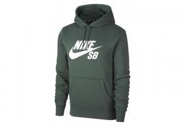 Nike SB Icon Hoodie Green