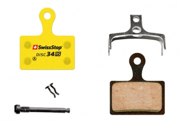 SwissStop Disc 34 RS Organic Brake Pads