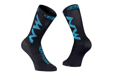 Northwave Extreme Air Pair of Socks Black Blue