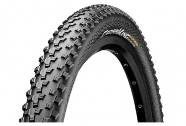 Pneu vtt continental cross king performance 29 tubeless ready souple puregrip compou