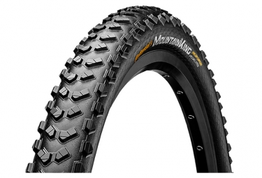 Pneu vtt continental mountain king performance 27 5 tubeless ready souple puregrip compound 2 30
