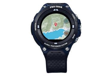 CASIO Pro Trek Smart WSD F20 Negro