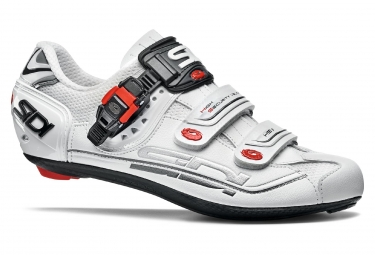 Chaussures route sidi genius 7 blanc shadow 40