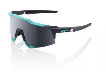 100 lunettes speedcraft ll soft tact noir ecran miroir noir