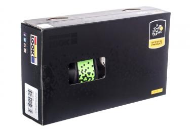 Paire de Pédales Look Keo Blade Carbon Tour de France Special Edition Noir Vert