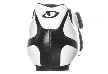 Zapatillas Carretera Giro FACTOR TECHLACE Blanc / Noir