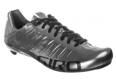 Chaussures route giro empire slx gris metal 40