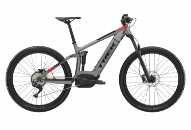 Electric Full Suspension Trek PowerFly FS 5 Shimano Deore M6000 10S 27.5'' 2019