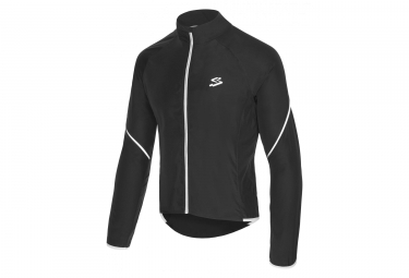 Veste coupe vent spiuk top ten noir s