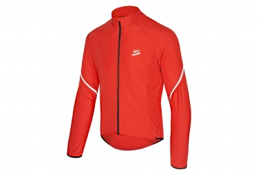 Veste coupe vent spiuk top ten rouge s