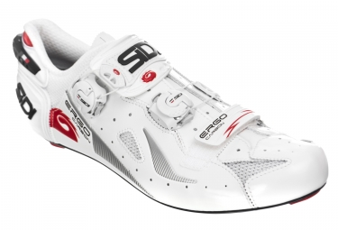 Chaussures route sidi ergo 4 blanc 41