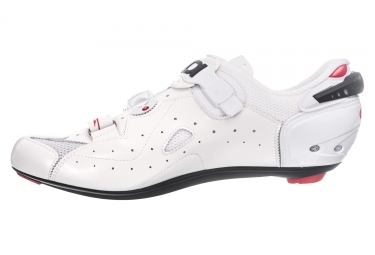Sidi Ergo 4 Road Shoes - White Polish
