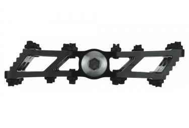 Pédales Plates Syncros FR Flat Black