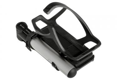 Porte-bidon Syncros Matchbox Tailor Cage + Pompe à Main Micro HV+ - Gauche