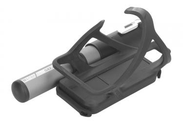 Porte-Bidon Syncros Matchbox Tailor Cage + Pompe à Main Mini HV1.5 - Gauche