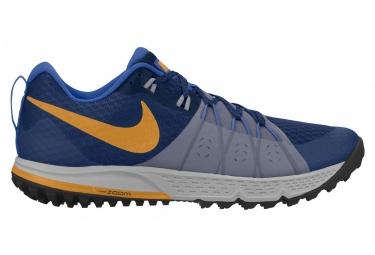 Nike air zoom wildhorse 4 bleu orange homme 47