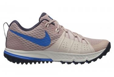Nike air zoom wildhorse 4 beige bleu femme 37 1 2