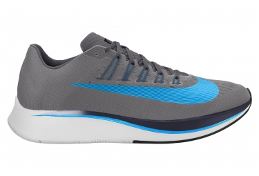 Nike zoom fly gris bleu homme 44