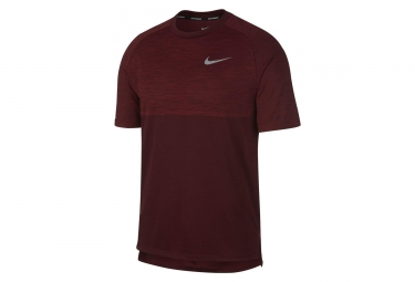 Maillot nike dry medalist rouge homme l