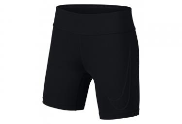 Nike Short Fast 7 Black Mujeres