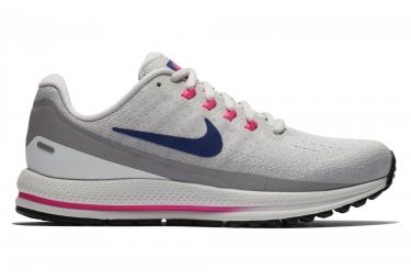Zapatillas Nike Vomero 13 para Mujer Gris / Azul / Rosa