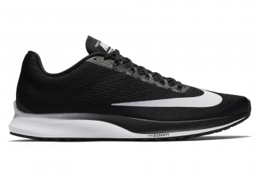 Nike air zoom elite 10 noir blanc homme 46