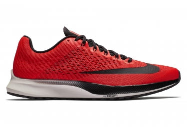 Nike air zoom elite 10 rouge noir homme 40 1 2
