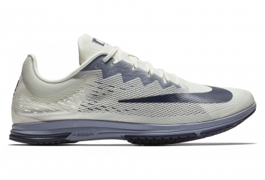 Nike zoom streak lt 4 blanc bleu unisex 44 1 2