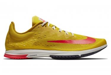Nike Shoes Zoom Streak LT 4 Yellow Orange Unisex