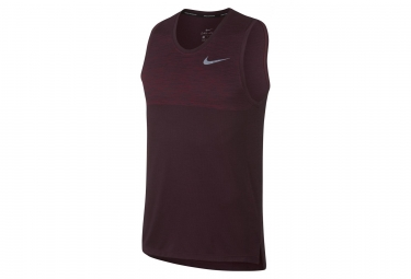 Nike Tank Dry Medalist Red Men
