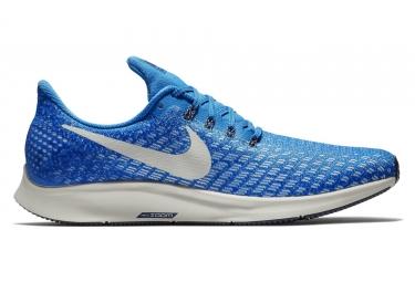 Nike air zoom pegasus 35 bleu blanc homme 44 1 2