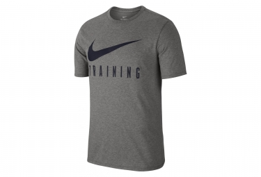 Maillot nike dry training gris homme xl