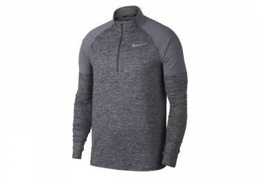 Nike Pull 1/4 zip Element Grey Men