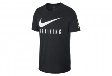 Maillot nike dry training metcon noir homme s