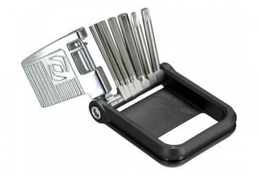 Multi-outils Syncros Matchbox 8 Fonctions Noir