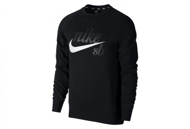 Nike SB Icon Sweat negro blanco