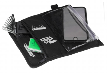 Syncros Speed Ridewallet Black