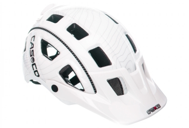 Casque casco mtb e blanc l 58 62 cm
