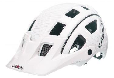 Casque Casco MTB E Blanc