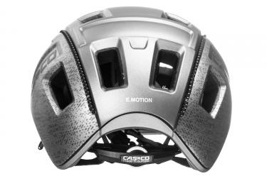 Casque Casco E-Motion Gris