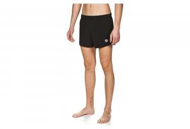 Arena Run Short Black