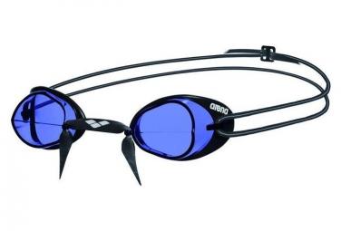 Lunettes de natation arena swedix bleu
