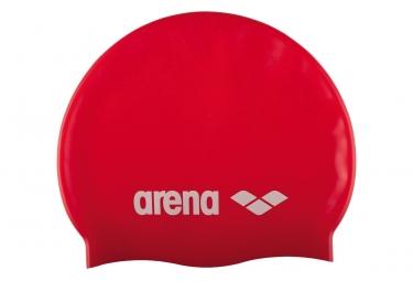 ARENA Classic Silicone RED-WHITE TU
