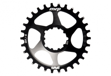 MRP Wave Cinch Direct Mount Chainring Black
