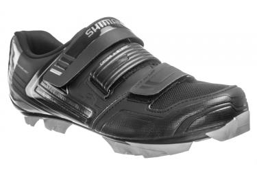 Chaussures vtt shimano xc31 noir 46