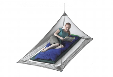 Sea to Summit SIMPLE NANO Mosquito Pyramid Net Single