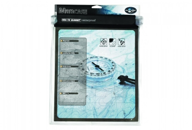 Sea to Summit Ultra Light Waterproof Map Case