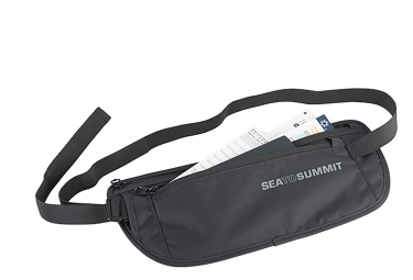 Sea to Summit Travelling Light Money Belt Black