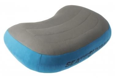 Oreiller Sea to Summit Aeros Premium Bleu / Gris Taille Large