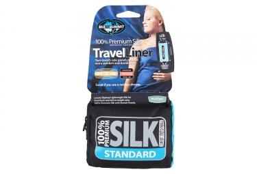 Sts drap de sac soie stretch rectangular standard 00 eucalyptus green